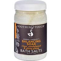 Soothing Touch BATH SALTS, BALANCING SOAK