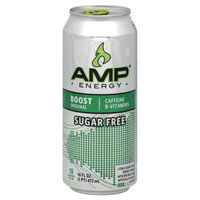 AMP Energy Sugar Free Boost Original