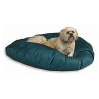 Midwest Pets Midwest Homes For Pets Quiet Time e'Sensuals Synthetic Poly/Cotton Round Dog Bed