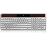 Logitech Wireless Solar Keyboard K750 for Mac, Gray