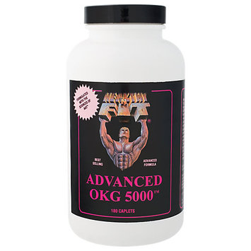 Healthy N Fit Nutritionals Advanced Okg 5000 - 180 Caplets - Sports Supplements