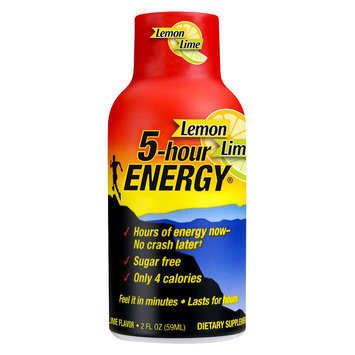 5 Hour Energy Lemon Lime Energy Shot