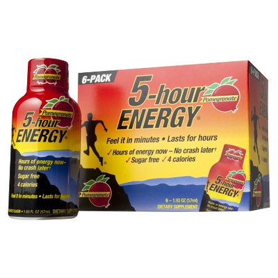 5-Hour Energy Pomegranate Energy Shot
