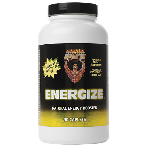 Healthy N Fit Nutritionals Energize - 90 Caplets - Other Herbs