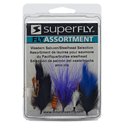 Superfly SuperFly Western Salmon Steelhead Assortment