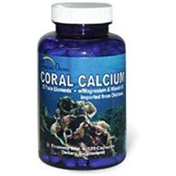Tropical Oasis Coral Calcium Capsules 120ct
