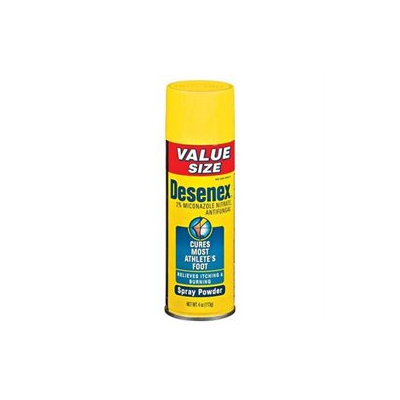 Desenex Antifungal Spray Powder, 4 oz