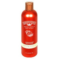 Nature's Gate Organics Conditioner Asian Pear And Red Tea - 12 fl oz
