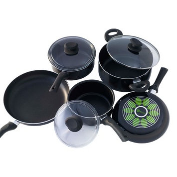 Ecolution Artistry EABK-1208 8pcs Cookware Set