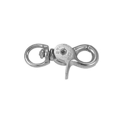 Apex Tools Apex Tool Group Chain .38in. Swivel Round Eye Trigger Snaps T7607502