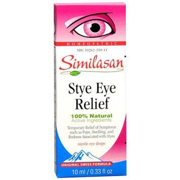 Similasan Stye Eye Relief Eye Drops 0.33 fl oz