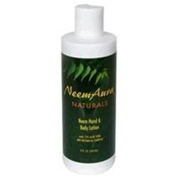 NeemAura Naturals - Neem Hand & Body Lotion - 8 oz.