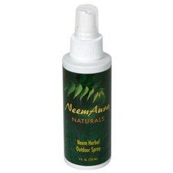 Neem Herbal Skin Conditioning Spray, 4 oz, Neem Aura Naturals