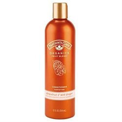 Nature's Gate Organics Conditioner Grapefruit and Wild Ginger - 12 fl oz