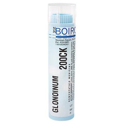 Boiron Glonoinum 200ck 200CK - 80 Pellets - Other Homeopathics