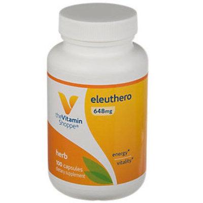 Vitamin Shoppe Eleuthero