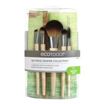 EcoTools® 6 Piece Starter Collection