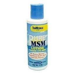 Trimedica - Pure Msm Lotion (15%), 8 fl oz lotion