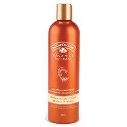 Natures Gate Organics 49429 Mandarin Orange & Patchouli Shampoo