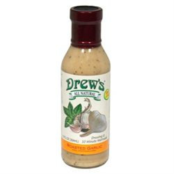 Drews All Natural 19921 Garlic Peppercorn Dressing