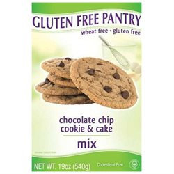 Gluten Free Pantry 26532 Chocolate Chip Cookie Mix Wheat Free