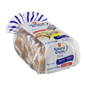 Natural Ovens Bakery Bread Better White