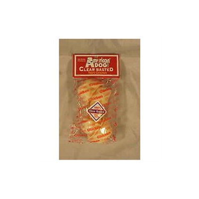 Pet Factory Inc Pet Factory Dog Treat Clear Chicken Bone 8 In