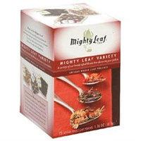 Mighty Leaf Tea Company Mightly Leaf Tea 21321 Mighty Leaf Variety Tea