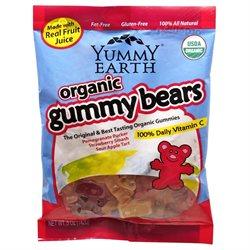 Yummy Earth - Organic Gummy Bears