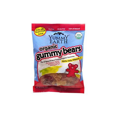 Yummy Earth - Organic Gummy Bears