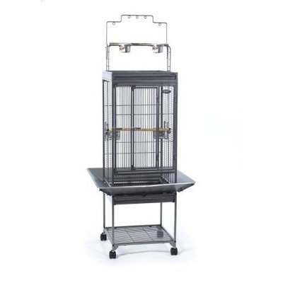 Super Pet Kaytee EZ Care Playtop Cage for Small Birds