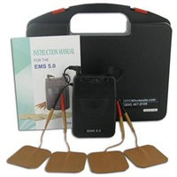 Current Solutions EMS 5 Dual Channel Electrical Muscle Stimulator Unit