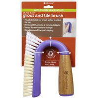 Full Circle Home Llc Full Circle Home Grunge Buster Grout & Tile Brush (FC11125)