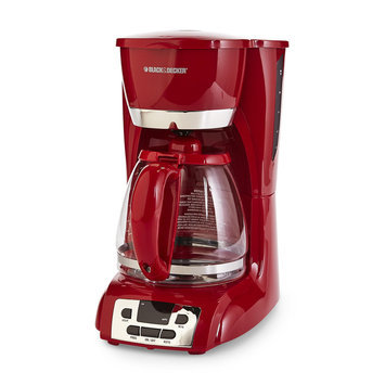 Black & Decker 12 Cup Programmable Coffee Maker - APPLICA CONSUMER PRODUCTS, INC.