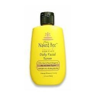 The Naked Bee - Daily Facial Toner 2.5 oz.