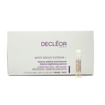Decleor White Bright Extreme+ Extreme Brightening Essence (Salon Size) 50x1.5ml/0.05oz