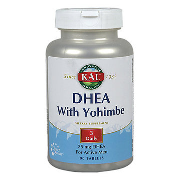 Kal DHEA with Yohimbe 90 Tablets