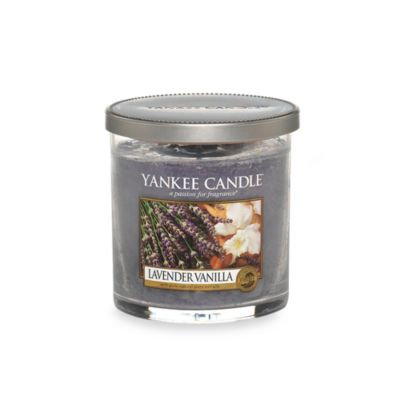 Yankee Candle Lavender Vanilla Small Lidded Candle Tumbler
