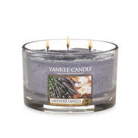 Yankee CandleA Lavender Vanilla 3-Wick Candle