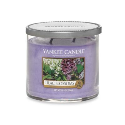 Yankee Candle Lilac Blossoms Medium 2-Wick Tumbler Candle