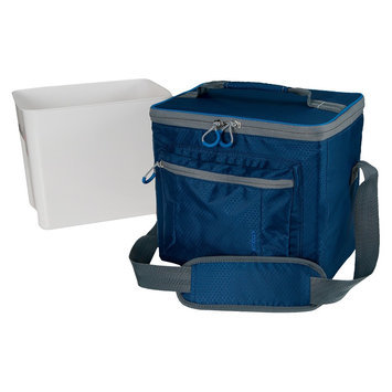 Embark 12 Can Mini Rec Cooler - Blue