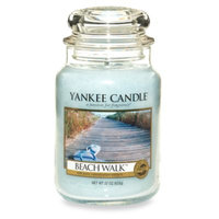 Yankee Candle Housewarmer Beach Walk Large Classic Jar Candle