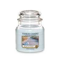 Yankee Candle Housewarmer Beach Walk Medium Classic Jar Candle