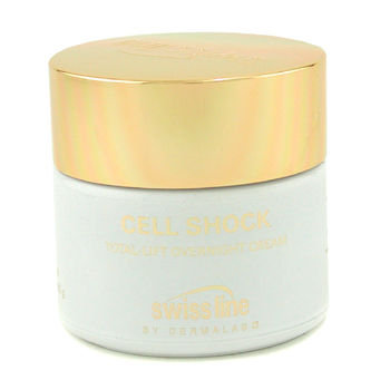 Swissline Cell Shock Total-Lift Overnight Cream 50ml/1.7oz