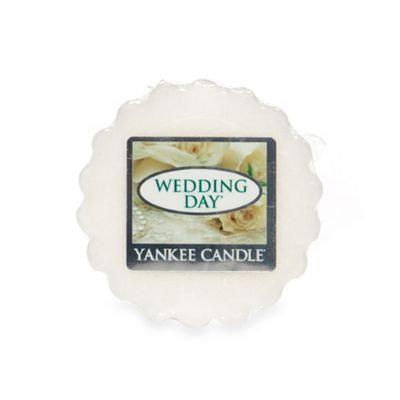 Yankee Candle Wedding Day Tarts Wax Melts