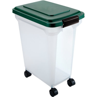 IRIS Remington Airtight Pet Food Container, 28 Qt