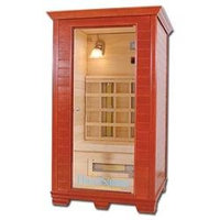 Therasage USA4544 FarInfrared Heat Home Sauna 2 Person