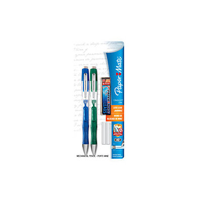 Paper Mate Clearpoint Elite Mechanical Pencil Starter Set, .5mm