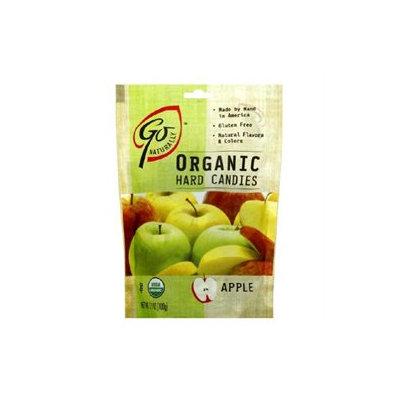 Go Naturally - Organic Hard Candies Apple - 3.5 oz.