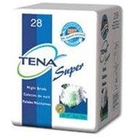 TENA Super Briefs, Bag of 28, Medium